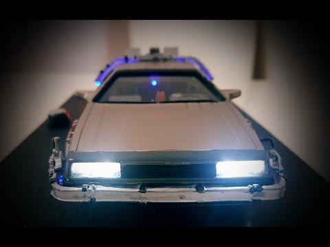 Build the DeLorean Time Machine - part 1
