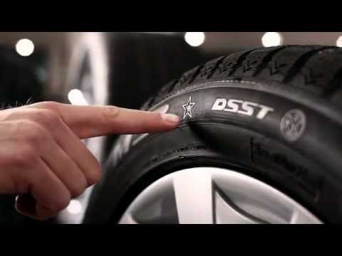 BMW Runflat Tyre Technology.