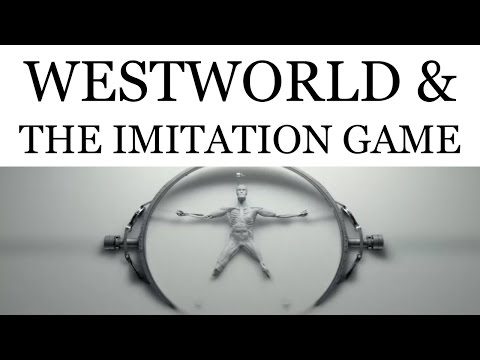 Westworld and the Imitation Game: Can Machines Think?