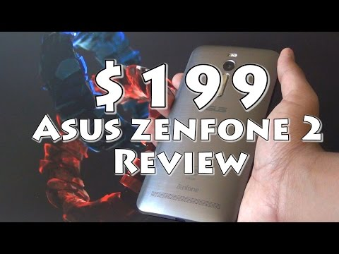Asus zenfone 2 (2gb ram , 16gb storage ) review