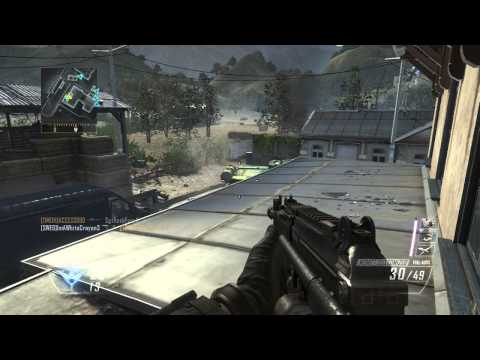 SWG ISO SNIPER - Black Ops II Game Clip