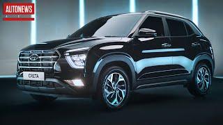 Новая Hyundai Creta (2020): ждем в России?