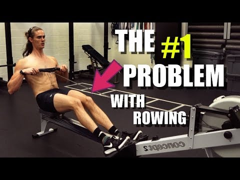 Rowing Machine: The #1 Problem Most People Never Notice