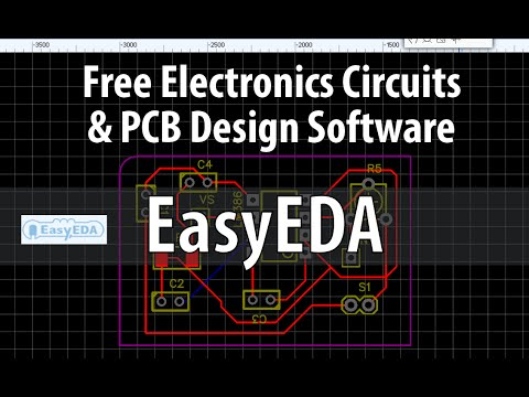 EasyEDA - Free Electronics Circuit & PCB Design + Simulation Online Software Review
