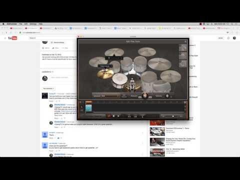 Quick EZ Drummer 2 tut. Make a BLAST BEAT | EZ Death Metal