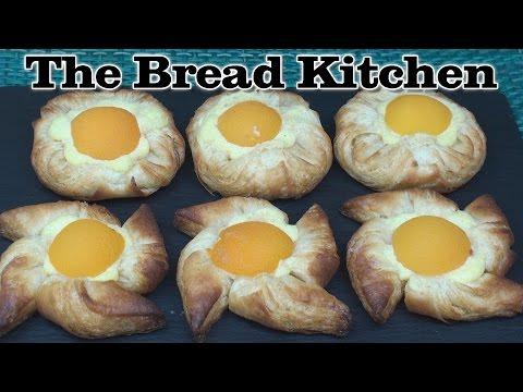 Delicious Danish Pastry Recipe - The Bread Kitchen
