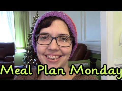 Monday Meal Plan #1