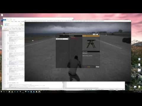[Tutorial] Editing cfgCrafting.hpp (Epoch Crafting V2)