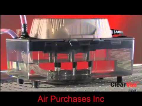 Diversitech ClearVue Condensate Pump