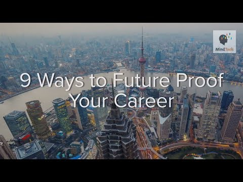 9 Ways to Future Proof Your Career