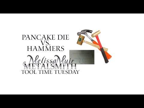 Hammers vs Pancake Dies - Tool Time Tuesday