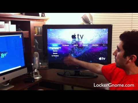 Jailbreaking the Apple TV
