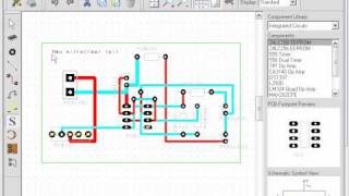 Yenka Technology - Using real-PCB to edit your PCB manually