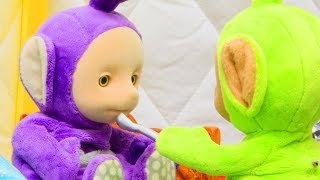 Teletubbies   Tinky Winky Gets Ill    WATCH ONLINE   Teletubbies Stop Motion   Cartoons for Children