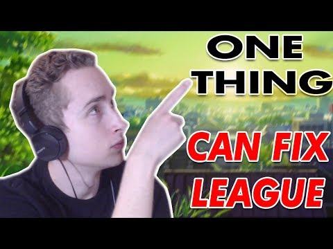 League of Legends has been held back for years by this one thing