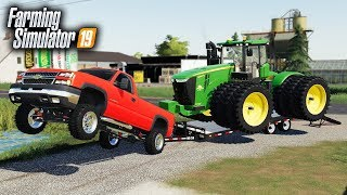 TRACTOR BREAK DOWNS AT THE FARM!   RAVENPORT #6   FS19 - PakVim net