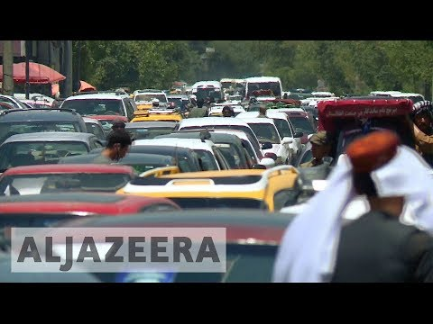 Afghanistan bus lanes to reduce congestion