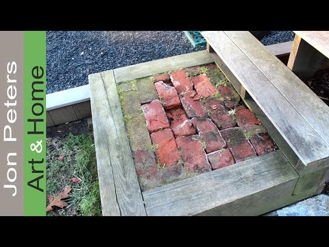 Build a New Stair Landing For The Barn
