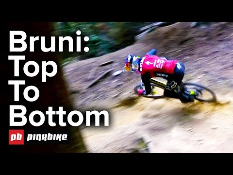 Loïc Bruni takes down the Queenstown Bike Park