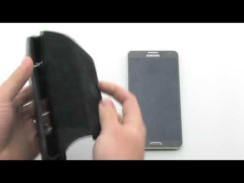 Rugged QX NTX Horizontal Pouch for Samsung Galaxy Note 3