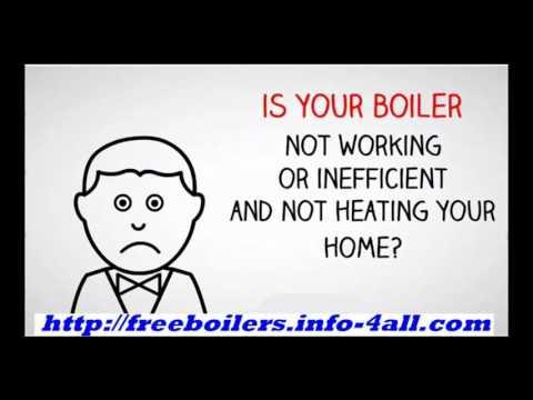 Free Boilers Lancashire