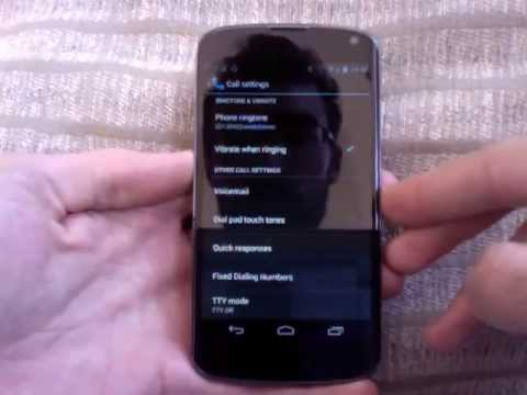 Changing Ring Tone on Android