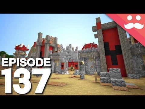 Hermitcraft 5: Episode 137 - MY LONGEST REDSTONE PROJECT..