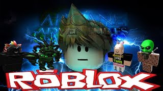 The FGN Crew Plays: ROBLOX - Arcane Adventures (PC)