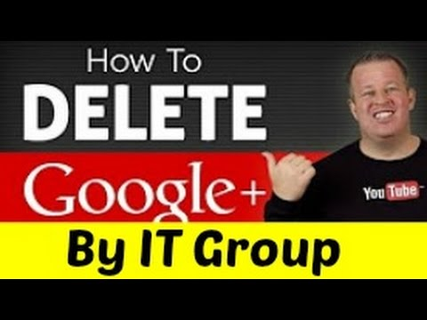 How to Delete Google Account in urdu/Hindi 2017