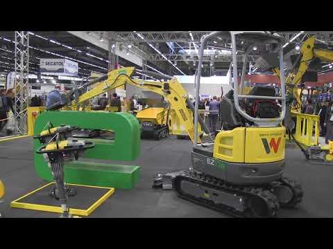 Intermat 2018: Zero emission focus from Wacker Neuson