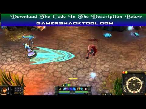 Free Queen Ashe Skin Code   LOL Skin Code Download