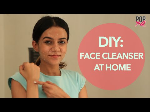 #POPxoDIY: How To Make A Face Cleanser At Home