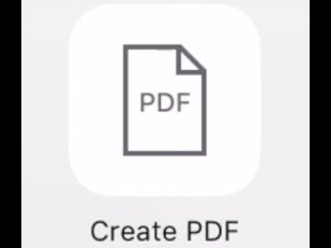 How to Save a Webpage as PDF on iPad and iPhone the Easy Way