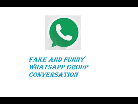 How to Create Fake WhatsApp Group Conversations for Android and iOS
