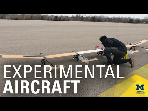 The X-HALE: Experimental High Altitude Long Endurance Aircraft