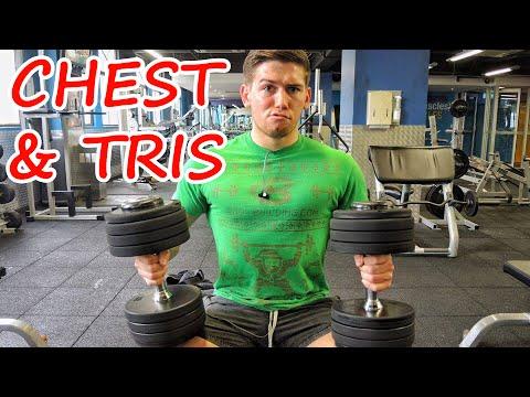 Building Chest & Triceps | Shoulder Impingement