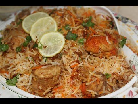 Teh Wali Chicken Biryaani | Spicy Chicken Biryaani