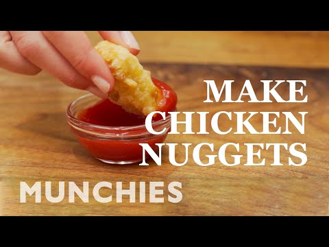 How-To: Make Fast Food Nuggets