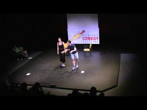 Divorced Siblings - 2014 Milwaukee Comedy Festival