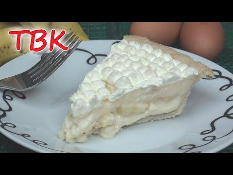 The All-American Banana Cream Pie Recipe
