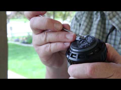 K Rain Pro Plus Series adjustment and replacement