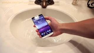 LG G3 Water Test - Is it Water Resistant?