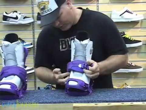 EasyLoungin- Boot vs Binding sizes