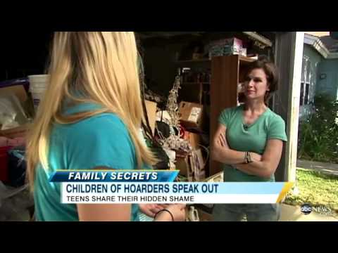 Hoarder's Children Speak Out on Living in Squalor