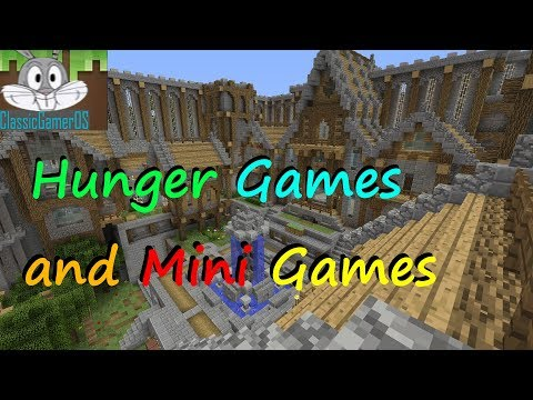 Hungry Games And Mini Games