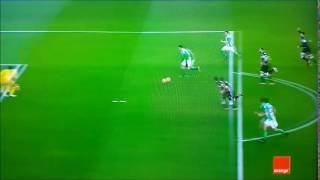 Real Betis vs Leganés - GOL de Cristiano Piccini (2-0).