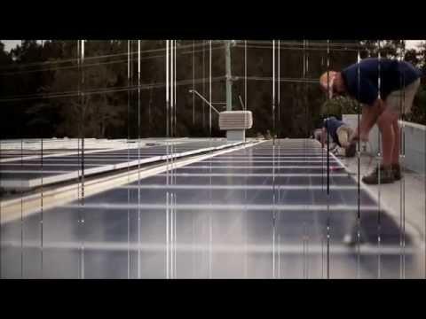 Gold Coast Commercial Solar Power Installation