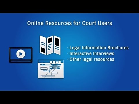 Online Legal Resources & Information