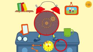 Kids Assembly game Clock