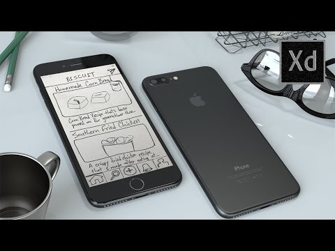 How to Design an App (iOS or Android) - Ideas and Sketches
